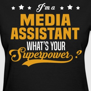 Media Assistant - Women's T-Shirt