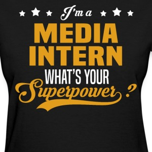 Media Intern - Women's T-Shirt