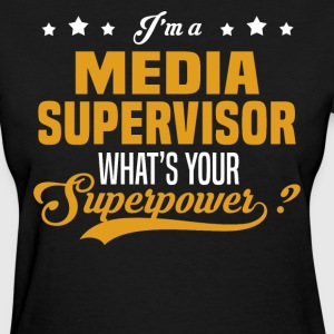 Media Supervisor - Women's T-Shirt
