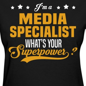 Media Specialist - Women's T-Shirt