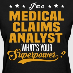 Medical Claims Analyst - Women's T-Shirt