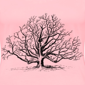 Walnut tree - Women's Premium T-Shirt