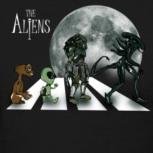 The Aliens - Women's T-Shirt