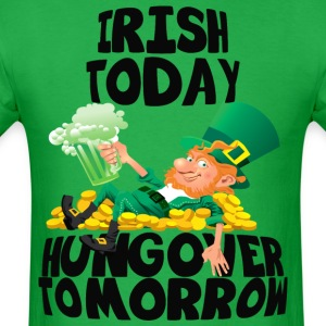St Patricks Day Tshirt - Men's T-Shirt