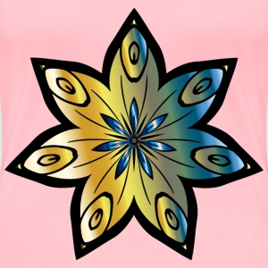 Prismatic Iridescence 10 - Women's Premium T-Shirt