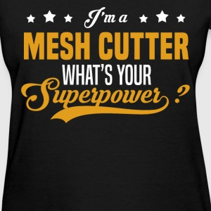 Mesh Cutter - Women's T-Shirt