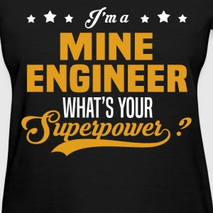 Mine Engineer - Women's T-Shirt