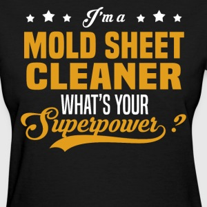 Mold Sheet Cleaner - Women's T-Shirt