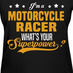 Motorcycle Racer - Women's T-Shirt