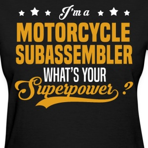 Motorcycle Subassembler - Women's T-Shirt