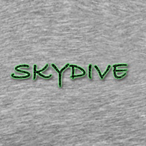 Skydive/BookSkydive - Men's Premium T-Shirt