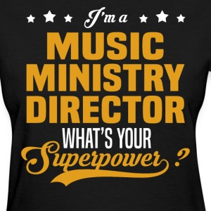 Music Ministry Director - Women's T-Shirt