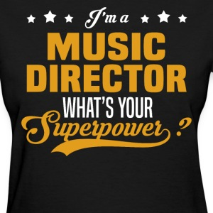 Music Director - Women's T-Shirt
