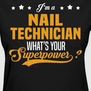 Nail Technician - Women's T-Shirt