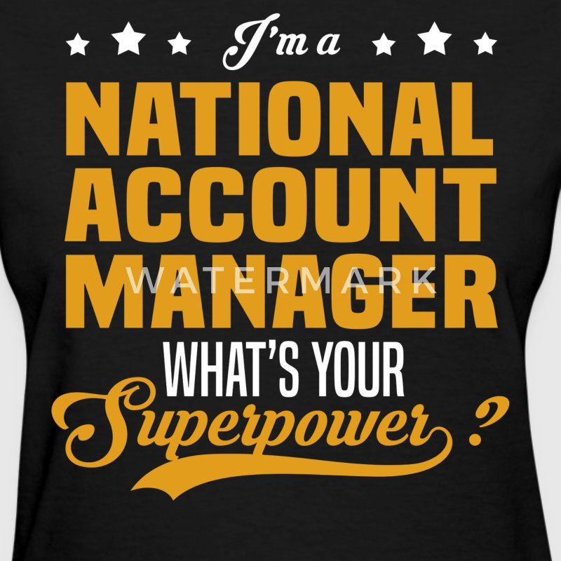 National Account Manager - Women's T-Shirt