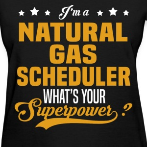 Natural Gas Scheduler - Women's T-Shirt