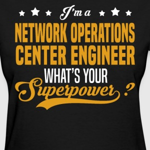 Network Operations Center Engineer - Women's T-Shirt