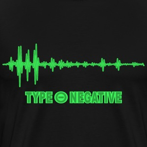 negative - Men's Premium T-Shirt