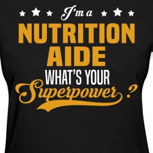Nutrition Aide - Women's T-Shirt