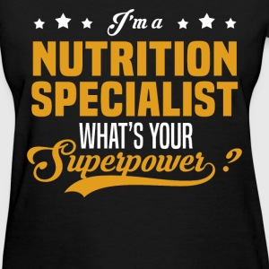 Nutrition Specialist - Women's T-Shirt