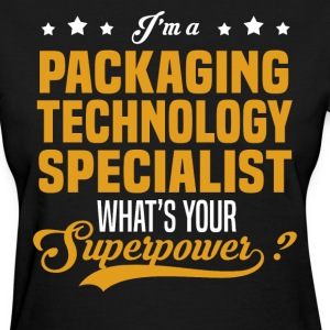 Packaging Technology Specialist - Women's T-Shirt