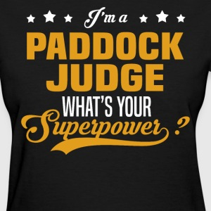 Paddock Judge - Women's T-Shirt