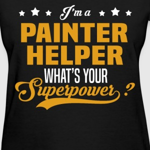 Painter Helper - Women's T-Shirt