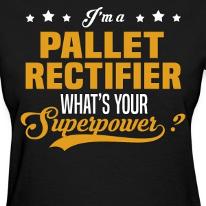 Pallet Rectifier - Women's T-Shirt