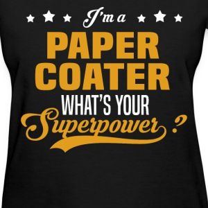 Paper Coater - Women's T-Shirt