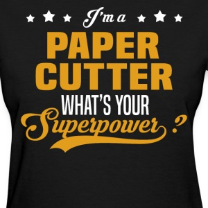 Paper Cutter - Women's T-Shirt