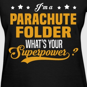 Parachute Folder - Women's T-Shirt
