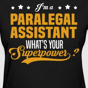 Paralegal Assistant - Women's T-Shirt