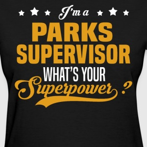 Parks Supervisor - Women's T-Shirt