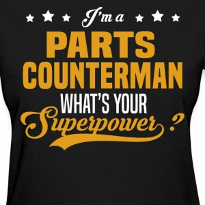 Parts Counterman - Women's T-Shirt