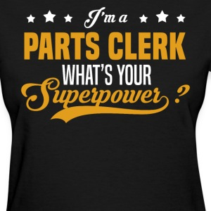 Parts Clerk - Women's T-Shirt