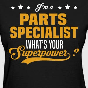 Parts Specialist - Women's T-Shirt