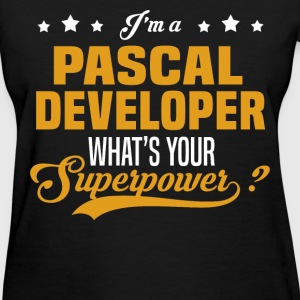 Pascal Developer - Women's T-Shirt