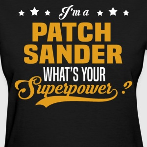 Patch Sander - Women's T-Shirt