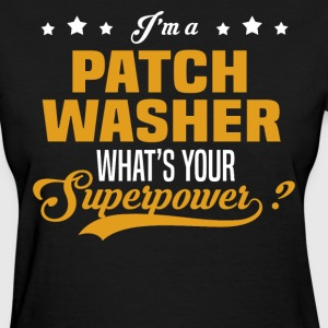 Patch Washer - Women's T-Shirt