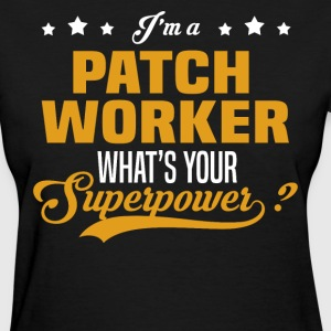 Patch Worker - Women's T-Shirt