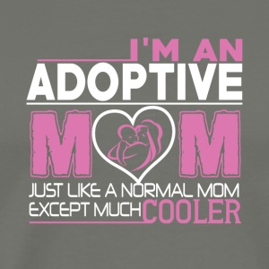 I'm An Adoptive Mom T Shirt - Men's Premium T-Shirt