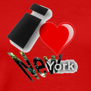 I heart New York shirt part 2 - Men's Premium T-Shirt