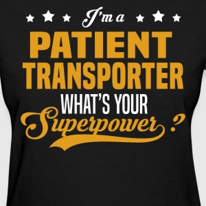 Patient Transporter - Women's T-Shirt