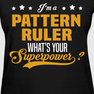 Pattern Ruler - Women's T-Shirt