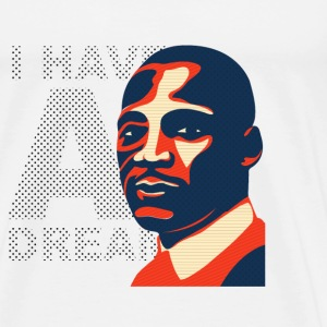 Martin Luther King: I Have A Dream T-Shirts - Men's Premium T-Shirt