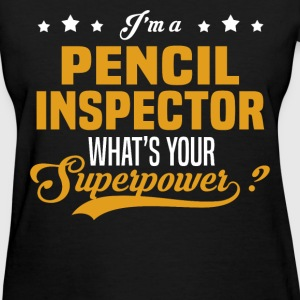 Pencil Inspector - Women's T-Shirt
