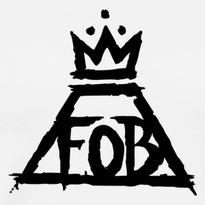 FOB logo - Men's Premium T-Shirt