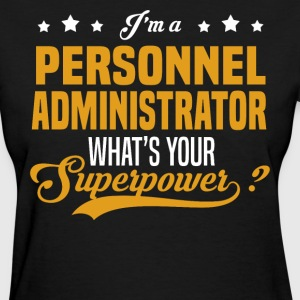 Personnel Administrator - Women's T-Shirt