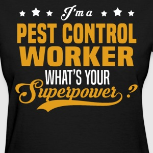 Pest Control Worker - Women's T-Shirt