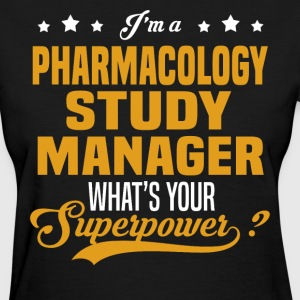 Pharmacology Study Manager - Women's T-Shirt